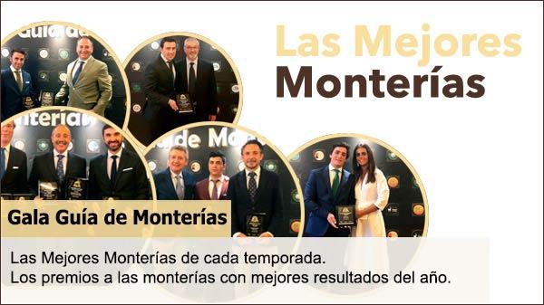 Candidatas a Mejor Montería en Finca Cerrada 2019-2020