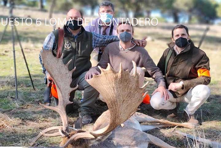 Resultado Montería Contadero Selladores 2020 Hunters Hispania