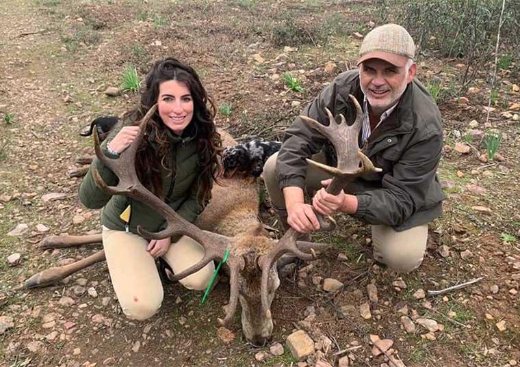 Resultado Montería Quintos de Mora 2021 Hunters Hispania