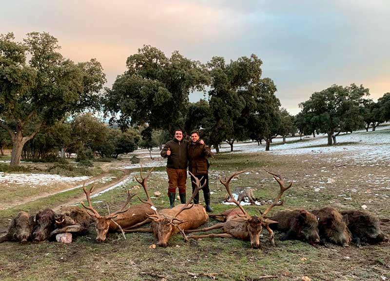 Resultado Montería El Torreón 2021 Iberian Hunting