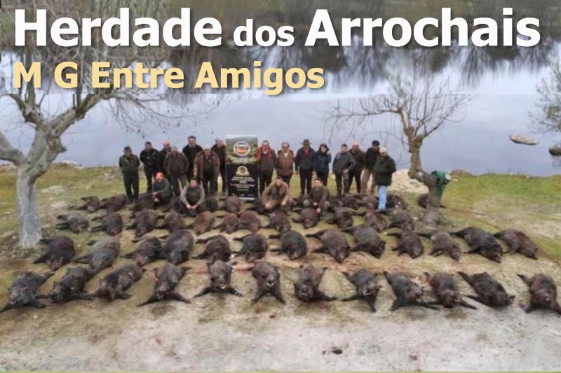 Herdade dos Arrochais. Información Montería