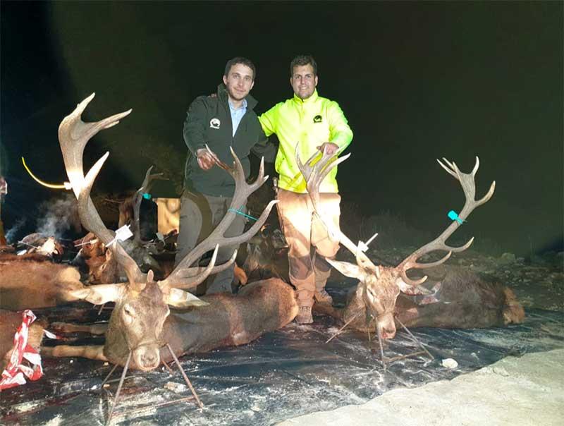 Resultado Montería La Castellana Iberian Hunting