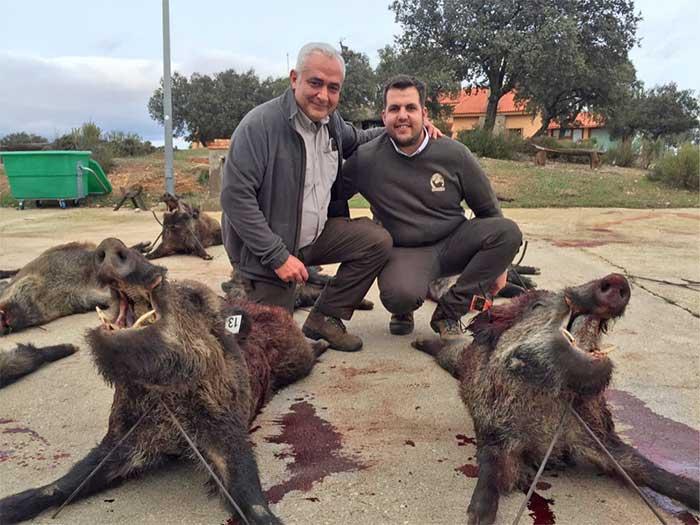 Resultado Montería El Rincón 2019 Iberian Hunting