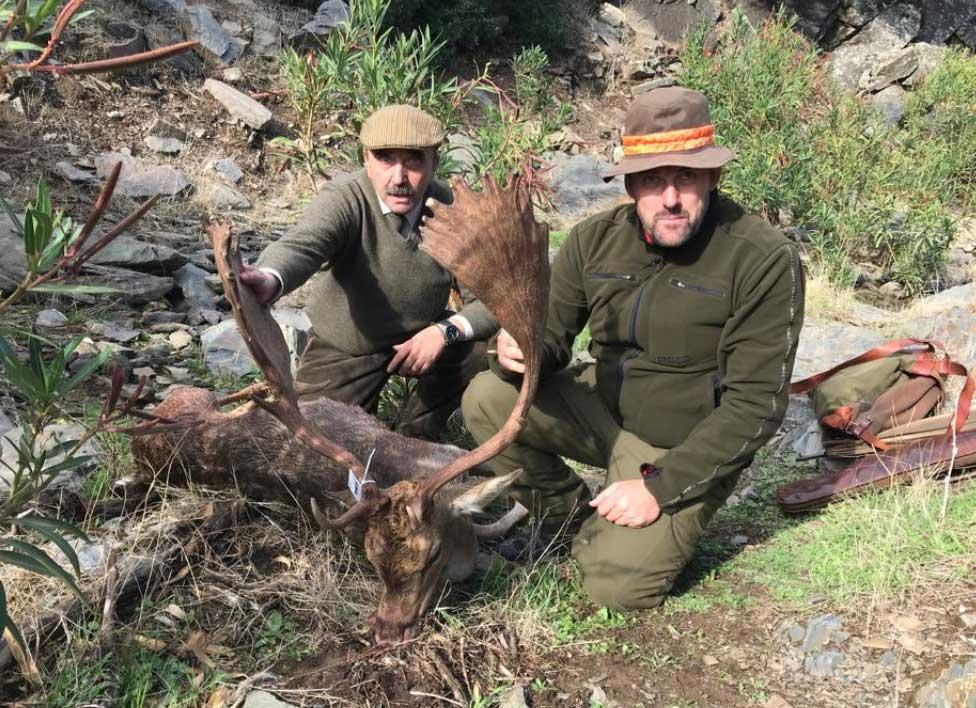 Resultado Montería Cañadillas 1 2019 Iberian Hunting
