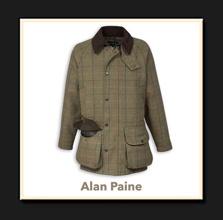 Chaqueton Caza Mujer Alan Paine