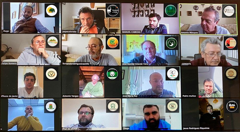 Reunión extraordinaria de las Organizaciones de Monterías