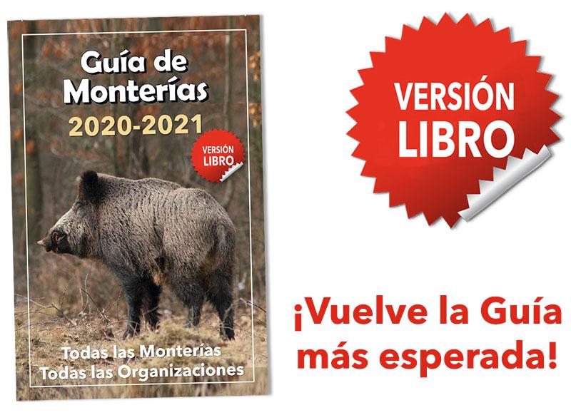 Guía de Monterías versión libro