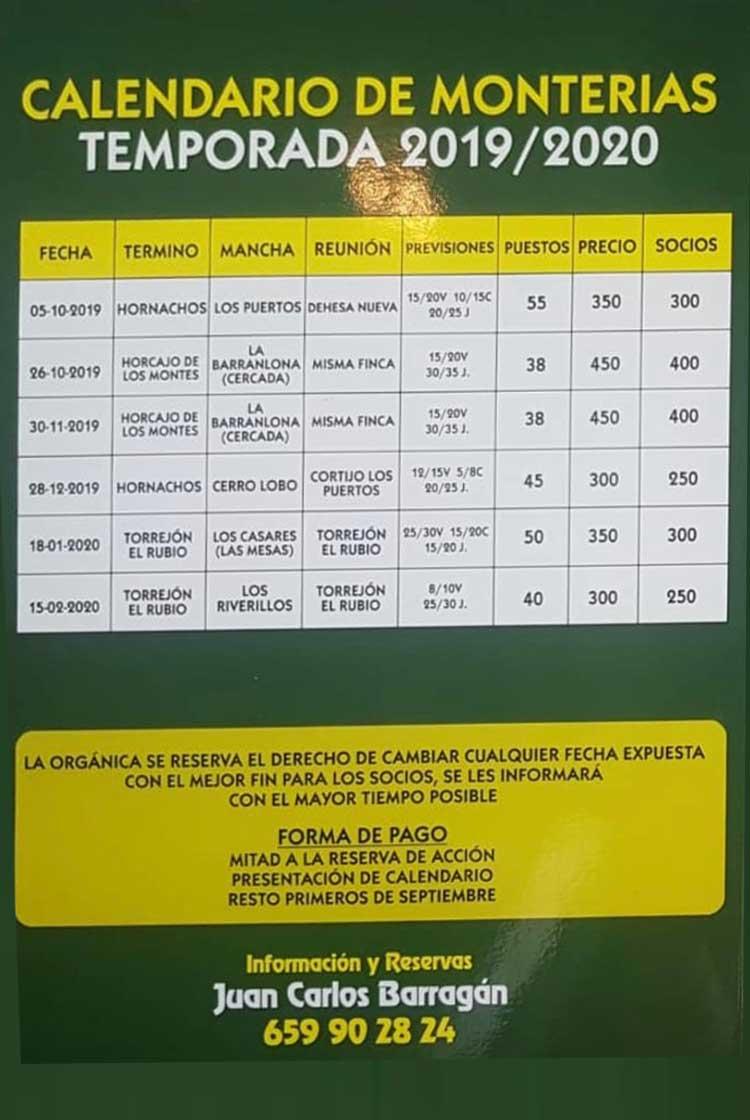 Programa Monterias Juan Carlos Barragán